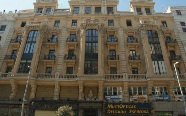 Отель Hostal La Selecta Испания, Мадрид - отзывы, цены и фото номеров - забронировать отель Hostal La Selecta онлайн вид на фасад