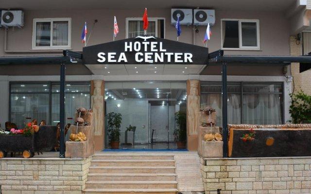Sea Center Hotel Турция, Мармарис - отзывы, цены и фото номеров - забронировать отель Sea Center Hotel онлайн вид на фасад