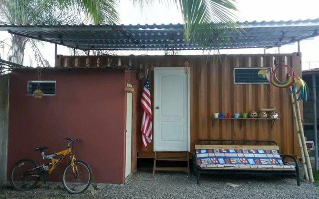 Отель The Guaras Hostal - Hostel Гондурас, Сан-Педро-Сула - отзывы, цены и фото номеров - забронировать отель The Guaras Hostal - Hostel онлайн вид на фасад