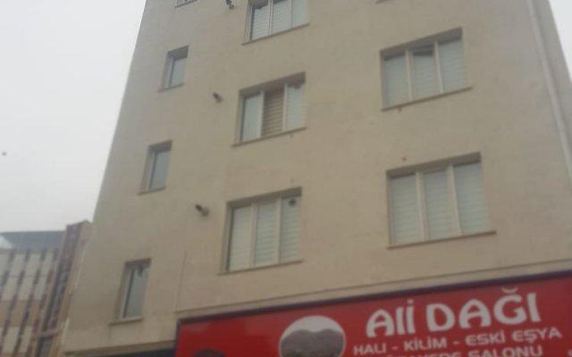 Sehir Rezidans Турция, Кайсери - отзывы, цены и фото номеров - забронировать отель Sehir Rezidans онлайн вид на фасад