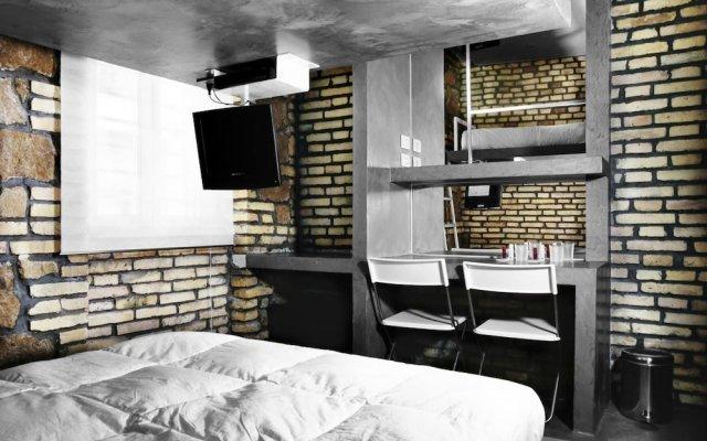 Отель About B&B in Rome Рим комната для гостей
