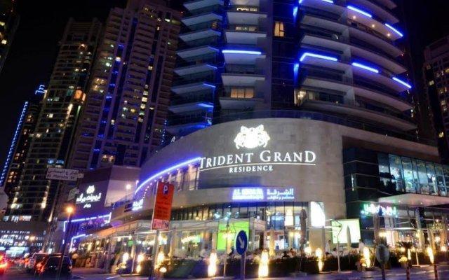 Отель Vacation Bay - Trident Grand Residence вид на фасад