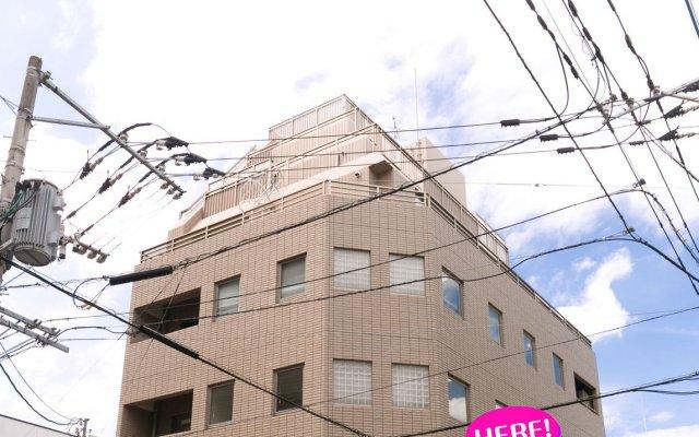 Отель 81's Inn Hakata - Hostel Япония, Хаката - отзывы, цены и фото номеров - забронировать отель 81's Inn Hakata - Hostel онлайн вид на фасад