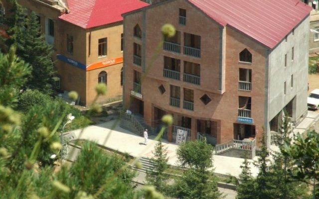Отель Central Армения, Джермук - 1 отзыв об отеле, цены и фото номеров - забронировать отель Central онлайн вид на фасад