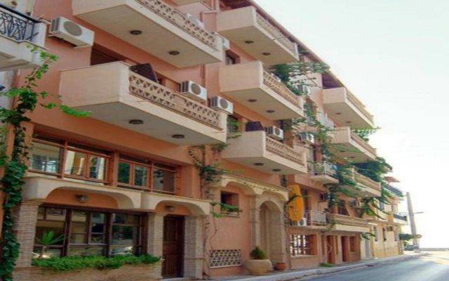 Отель Yria Греция, Закинф - отзывы, цены и фото номеров - забронировать отель Yria онлайн вид на фасад