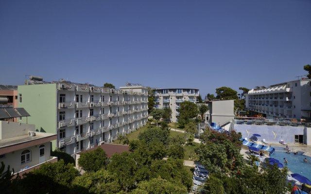 Rixos Beldibi Турция, Бельдиби - 2 отзыва об отеле, цены и фото номеров - забронировать отель Rixos Beldibi - All Inclusive онлайн вид на фасад
