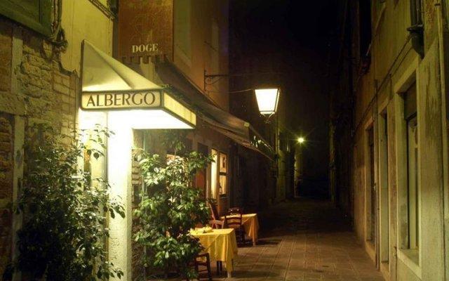 Отель Doge Италия, Венеция - отзывы, цены и фото номеров - забронировать отель Doge онлайн вид на фасад