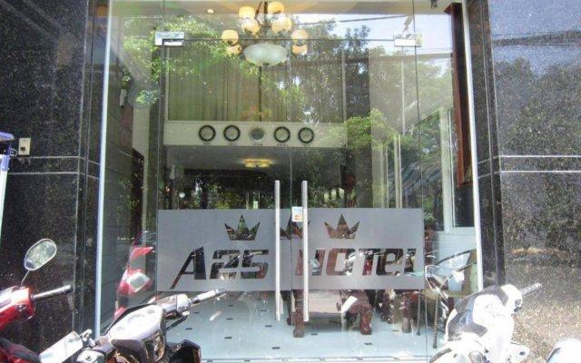 A25 Hotel - Le Lai вид на фасад