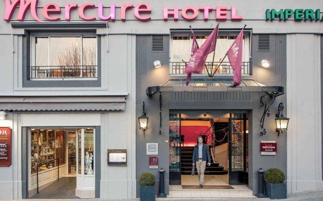 Mercure Lourdes Imperial Lourdes France Zenhotels