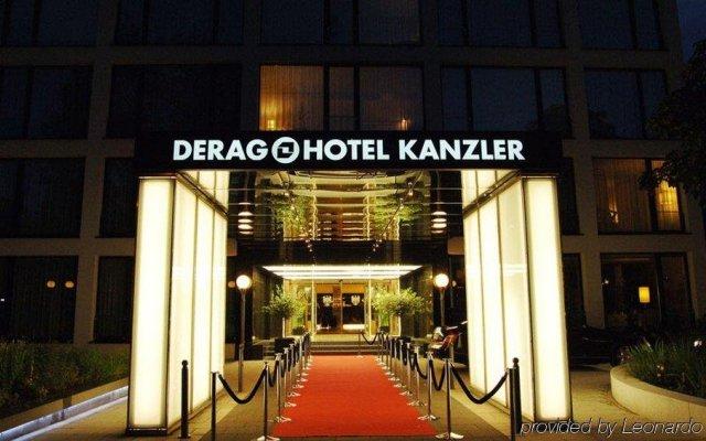 Отель Living Hotel Kanzler Германия, Бонн - отзывы, цены и фото номеров - забронировать отель Living Hotel Kanzler онлайн вид на фасад