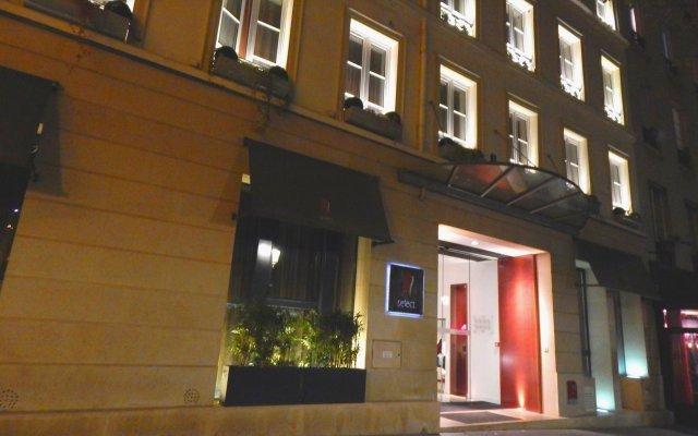 Select Hotel - Rive Gauche Париж вид на фасад