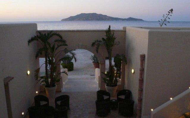 Отель Tempo di Mare Италия, Эгадские острова - отзывы, цены и фото номеров - забронировать отель Tempo di Mare онлайн вид на фасад