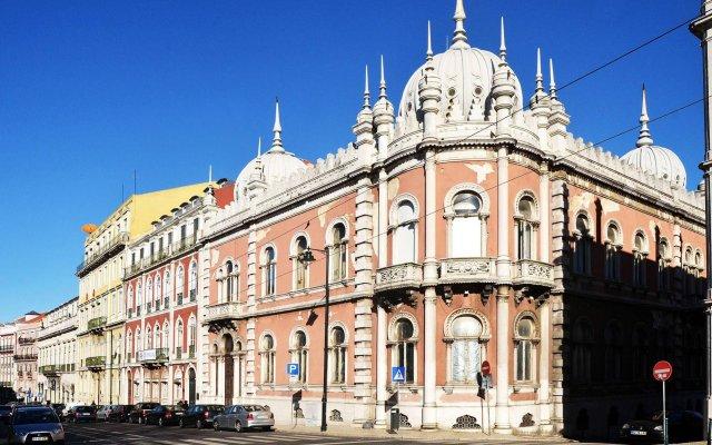 Отель Casa Oliver Príncipe Real вид на фасад