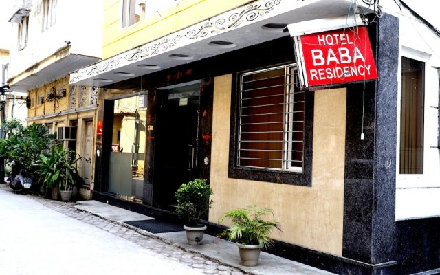 Отель Optimum Baba Residency вид на фасад