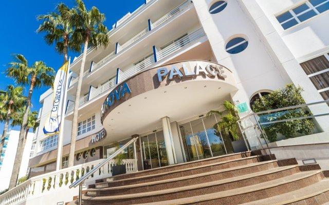 Отель Globales Palmanova Palace Испания, Пальманова - 2 отзыва об отеле, цены и фото номеров - забронировать отель Globales Palmanova Palace онлайн вид на фасад