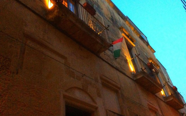 Отель B&B Centro Storico Lecce Лечче вид на фасад