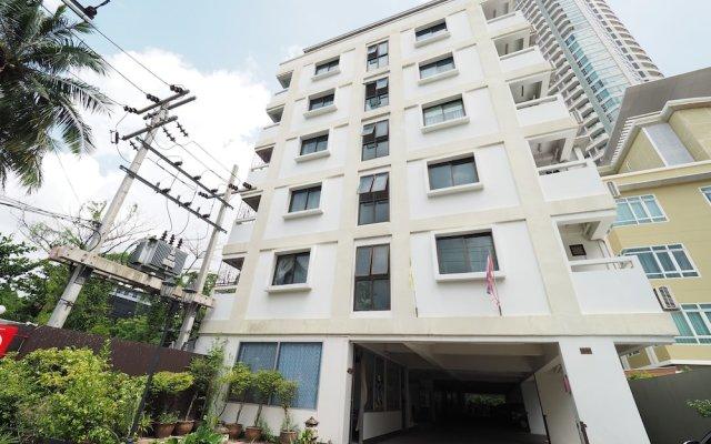 Отель Living Naraa Таиланд, Бангкок - отзывы, цены и фото номеров - забронировать отель Living Naraa онлайн вид на фасад