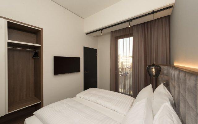 Отель Adina Apartment Hotel Nuremberg Германия, Нюрнберг - отзывы, цены и фото номеров - забронировать отель Adina Apartment Hotel Nuremberg онлайн комната для гостей