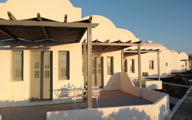 Отель Mare Nostrum Santo вид на фасад