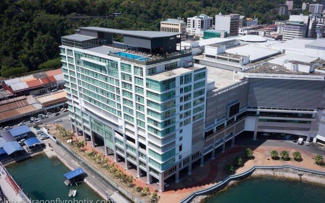 Отель Grandis Hotels and Resorts вид на фасад