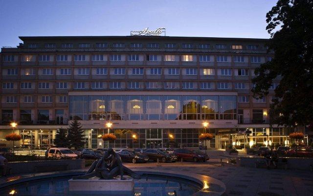 Apollo Hotel Bratislava вид на фасад