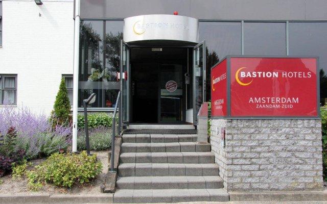 Отель Bastion Hotel Zaandam Нидерланды, Заандам - отзывы, цены и фото номеров - забронировать отель Bastion Hotel Zaandam онлайн вид на фасад