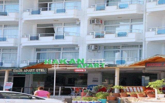 Hakan Apart Hotel Турция, Силифке - отзывы, цены и фото номеров - забронировать отель Hakan Apart Hotel онлайн вид на фасад