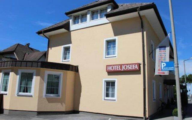 Отель Josefa Австрия, Зальцбург - отзывы, цены и фото номеров - забронировать отель Josefa онлайн вид на фасад