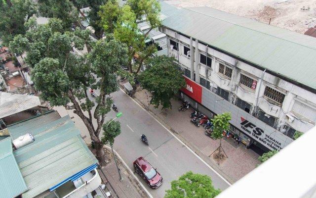 Отель Cherry Hotel 1 Вьетнам, Ханой - отзывы, цены и фото номеров - забронировать отель Cherry Hotel 1 онлайн вид на фасад