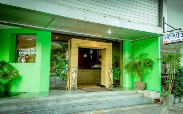 Отель Twin Inn Таиланд, Пхукет - отзывы, цены и фото номеров - забронировать отель Twin Inn онлайн вид на фасад