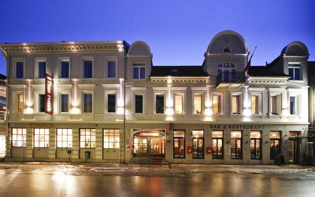 Отель Thon Hotel Wergeland Норвегия, Кристиансанд - отзывы, цены и фото номеров - забронировать отель Thon Hotel Wergeland онлайн вид на фасад
