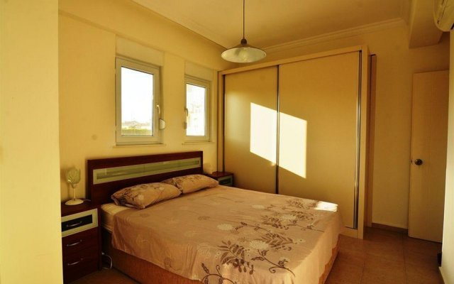 Апартаменты Olimpias Apartment Белек комната для гостей