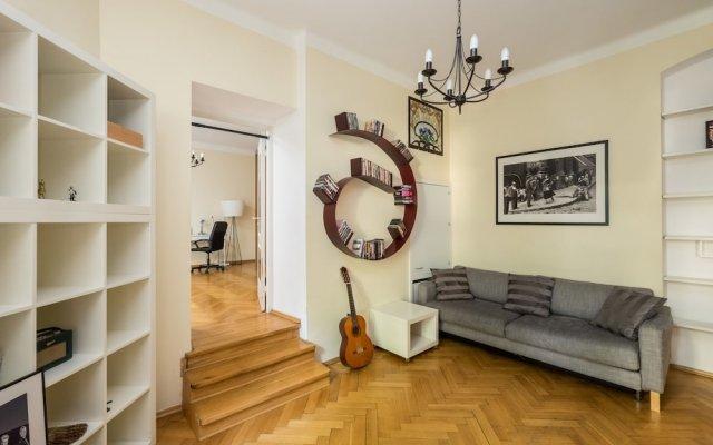 Отель Little Home - Mokotowska Польша, Варшава - отзывы, цены и фото номеров - забронировать отель Little Home - Mokotowska онлайн комната для гостей