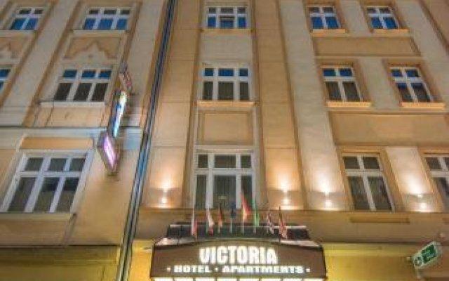 Отель Apartmany Victoria Чехия, Карловы Вары - отзывы, цены и фото номеров - забронировать отель Apartmany Victoria онлайн вид на фасад