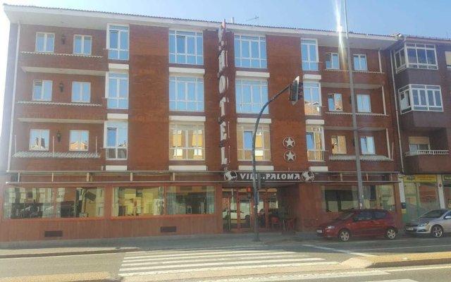 Отель Villapaloma Испания, Каррисо - отзывы, цены и фото номеров - забронировать отель Villapaloma онлайн вид на фасад