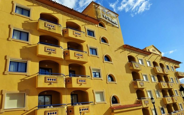 Vistamar Hotel Apartamentos вид на фасад
