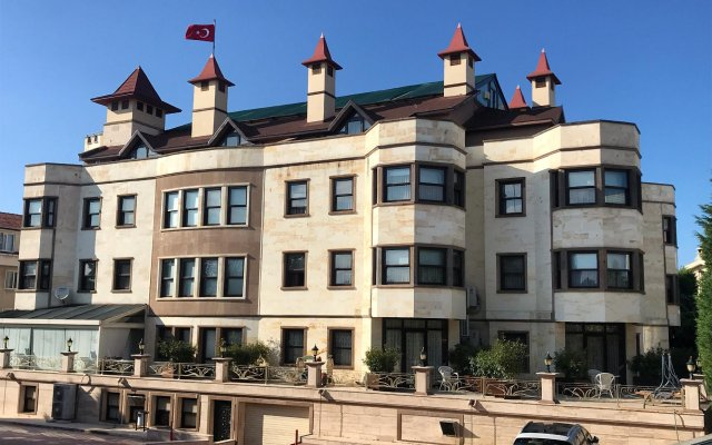 Chatto Residence Турция, Стамбул - отзывы, цены и фото номеров - забронировать отель Chatto Residence онлайн вид на фасад