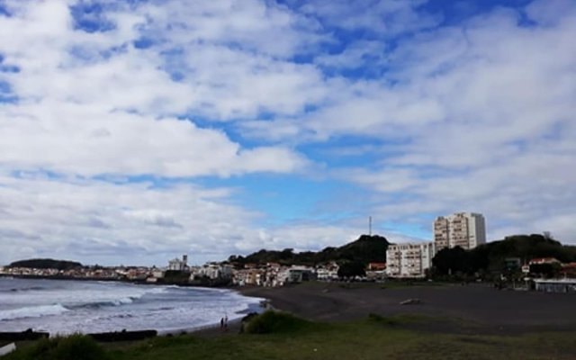 Property With one Bedroom in Ponta Delgada, With Wonderful sea View and Wifi - 1 km From the Beach