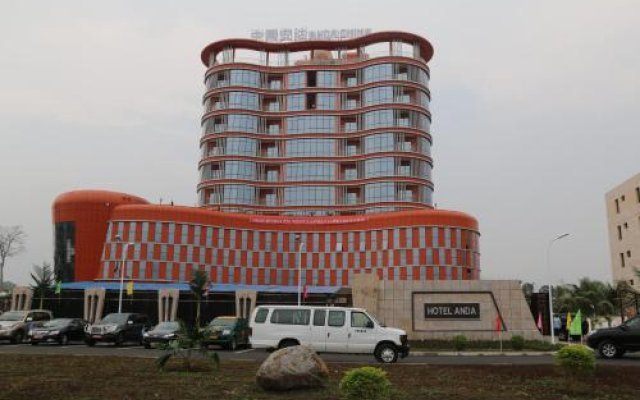 Hotel Anda China Malabo in Malabo, Equatorial Guinea from 164$, photos, reviews - zenhotels.com hotel front