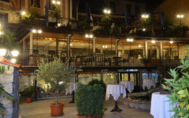 Отель Boris Palace Boutique Hotel Болгария, Пловдив - отзывы, цены и фото номеров - забронировать отель Boris Palace Boutique Hotel онлайн вид на фасад