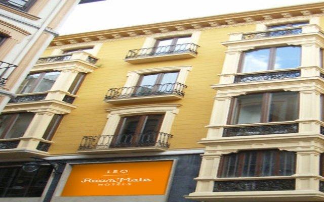 Отель Room Mate Leo Испания, Гранада - отзывы, цены и фото номеров - забронировать отель Room Mate Leo онлайн вид на фасад