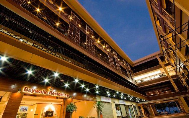 Отель Baywalk Residence Pattaya By Thaiwat вид на фасад