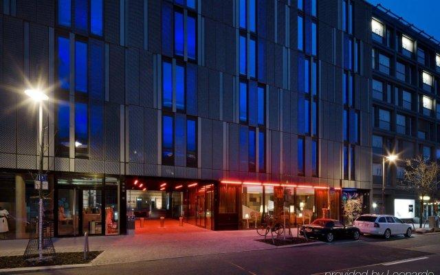 Отель The Weinmeister Berlin-Mitte-Adults Only Германия, Берлин - 1 отзыв об отеле, цены и фото номеров - забронировать отель The Weinmeister Berlin-Mitte-Adults Only онлайн вид на фасад