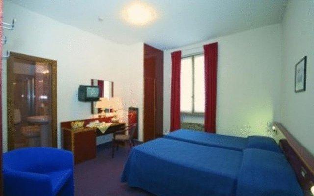 Отель New Alexander Генуя комната для гостей