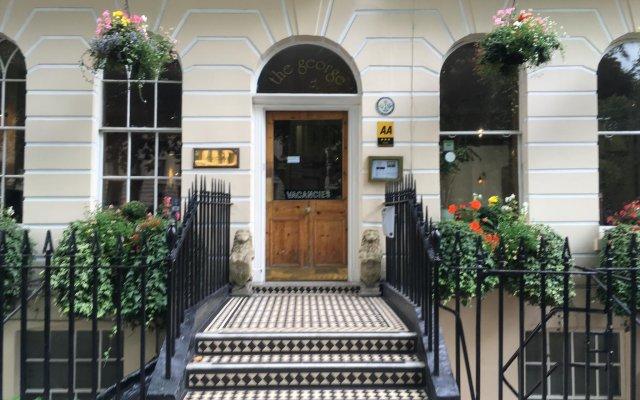 Отель George Hotel Великобритания, Лондон - отзывы, цены и фото номеров - забронировать отель George Hotel онлайн вид на фасад