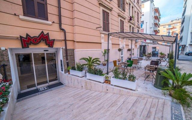 Отель Moma Vatican вид на фасад