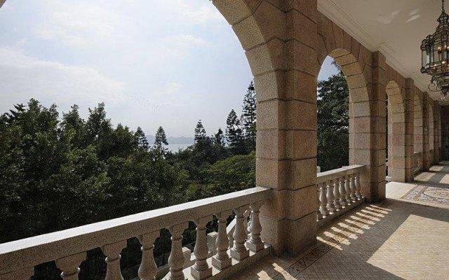 Отель Linhai Hotel (Gulangyu Miryam Old Villa Hostel) Китай, Сямынь - отзывы, цены и фото номеров - забронировать отель Linhai Hotel (Gulangyu Miryam Old Villa Hostel) онлайн балкон