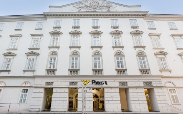 Отель Ruby Lissi Hotel Vienna Австрия, Вена - отзывы, цены и фото номеров - забронировать отель Ruby Lissi Hotel Vienna онлайн вид на фасад