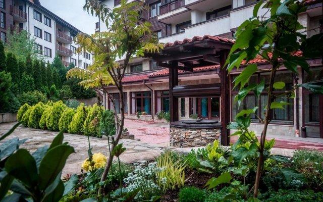 Апарт-отель ORBILUX вид на фасад