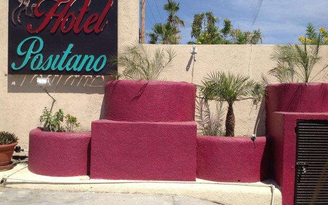 Отель Positano Мексика, Кабо-Сан-Лукас - отзывы, цены и фото номеров - забронировать отель Positano онлайн вид на фасад